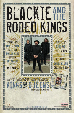Blackie & The Rodeo Kings poster
